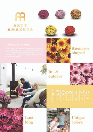 2021 - Young Flowers - katalog